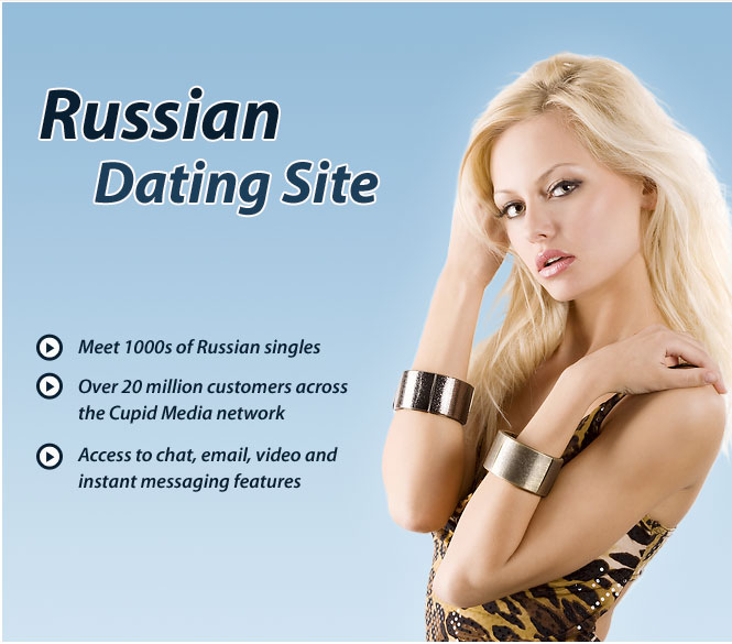 Russian Dating site - free Russian girls