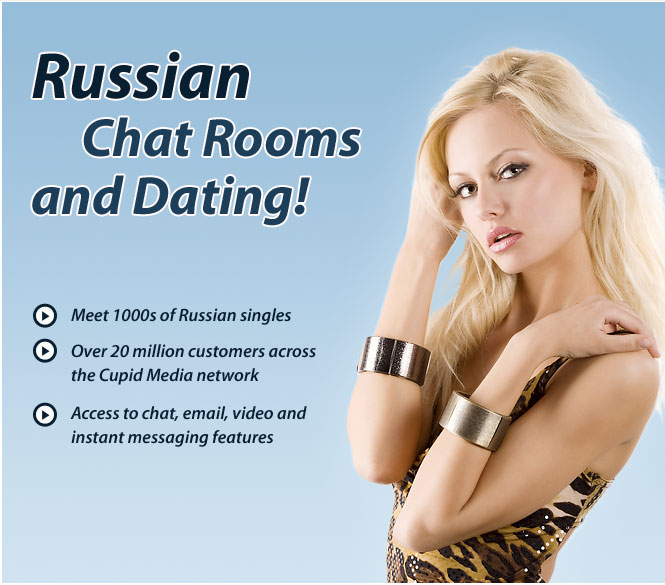 Russian Chat and Dating